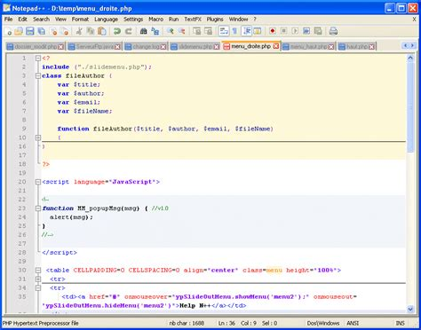 tutorial html notepad free software tips trick komputer tutorial macam