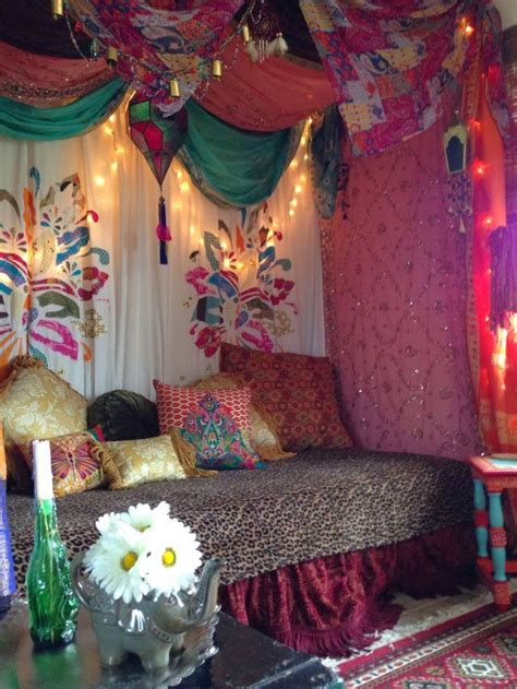 bohemian room decor eye for design decorating chic style a boho decor