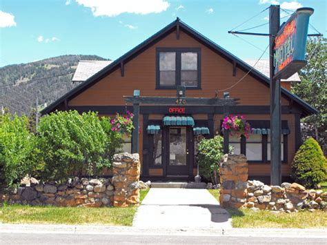 Cottage Inn Jackson by Snow King Motel Jackson Wy Lodge Reviews Tripadvisor