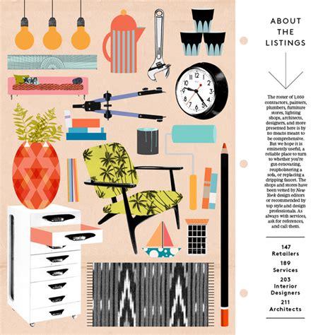 NY Magazine Design Hunting www.edosatwork.com