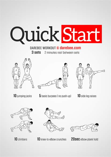start workout