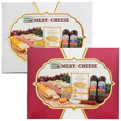 hillshire farm christmas gift set hillshire farms gift pack