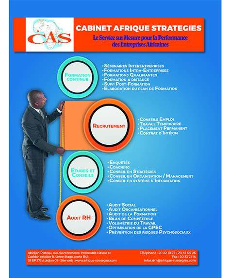Cabinet De Recrutement Afrique by Cabinet Afrique Strategies Formation Professionnelle