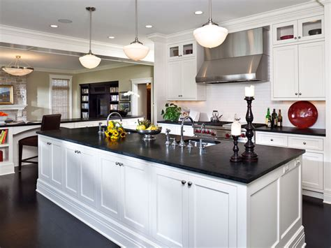 Soapstone Countertops Mn by Kitchen With Soapstone Countertops And Ebonized Wood