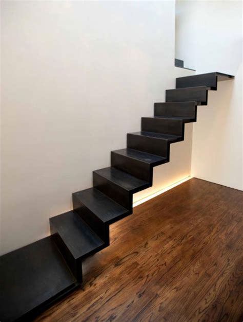 suspended staircases 18 hanging stair tread sets urbanist
