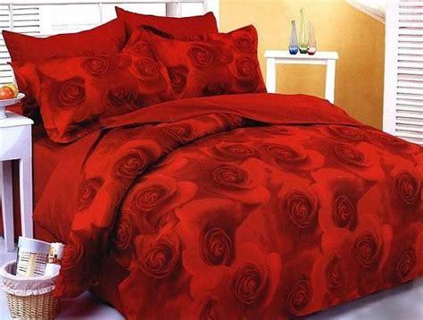 red rose comforter red rose bedding for christmas decoist
