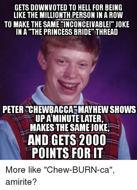 Inconceivable Meme - funny princess bride memes of 2017 on sizzle bride