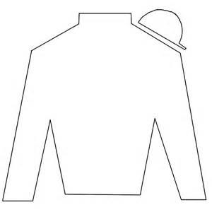 jockey silks template free jockey silks lineart by zephyrra on deviantart