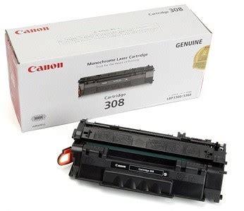 Toner Printer Canon Ep 308 Ll For Lbp3300 3360 6000pgs Ep308 Ll canon ep 308 black color 2500 page yield toner cartridge price bangladesh bdstall