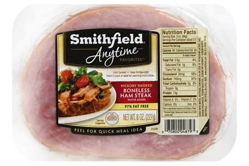 smithfield anytime ham coupons