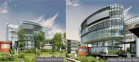 Stuttgart Library by Indian Institute Of Technology Indore