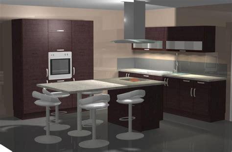 cuisine r駭ov馥 photos de la futur cuisine cuisinella
