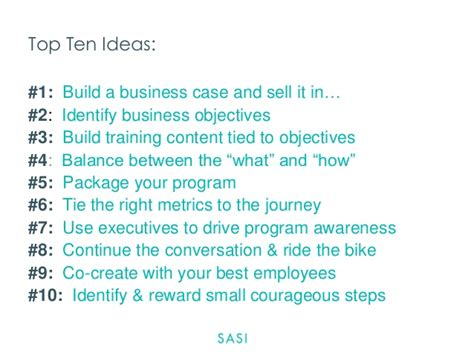 how to ideas how to run a social media training program presented by