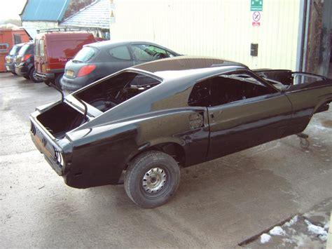 mustang restorations 1969 mustang 428cj restoration