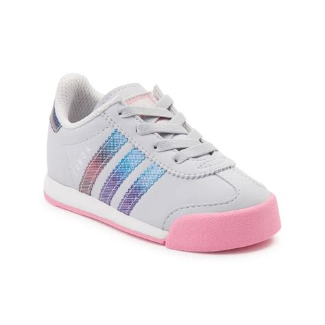 toddler athletic shoes toddler adidas samoa athletic shoe gray 99436296