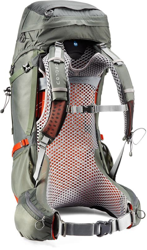 Original Osprey Atmos 50 Ag osprey s atmos 50 ag ex pack graphite grey s 50th backpacks and survival