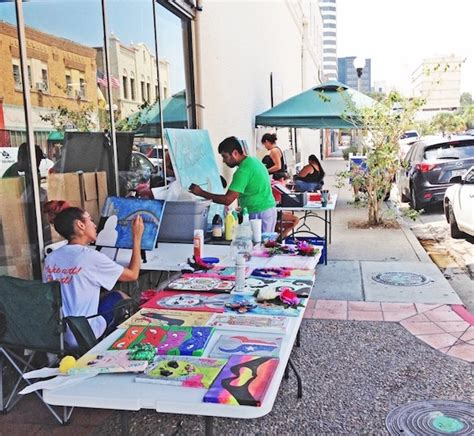 themed events n more corpus christi downtown comes alive with art this september