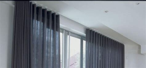 hanging curtain tracks wave by silent gliss curtains pinterest track waves