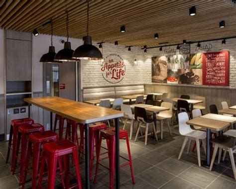 interior design fast food fast food restaurant interior design ideas that you should