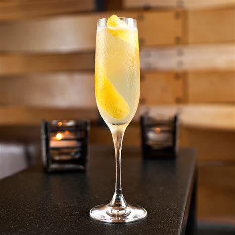 french 75 garnish mardi gras drink recipes