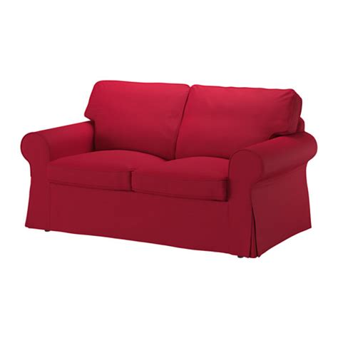 couches ikea ektorp loveseat nordvalla red ikea