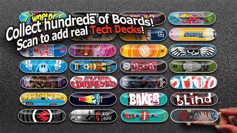 teck deck tech deck skateboarding android apps on play