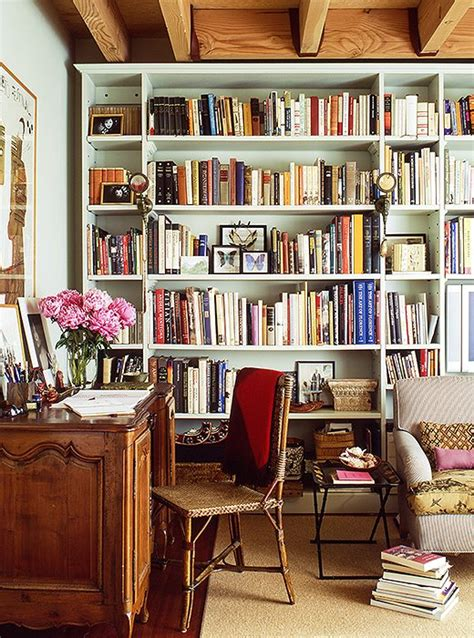 Small Library At Home Discover 6 Ideas For Creating A Home Office One