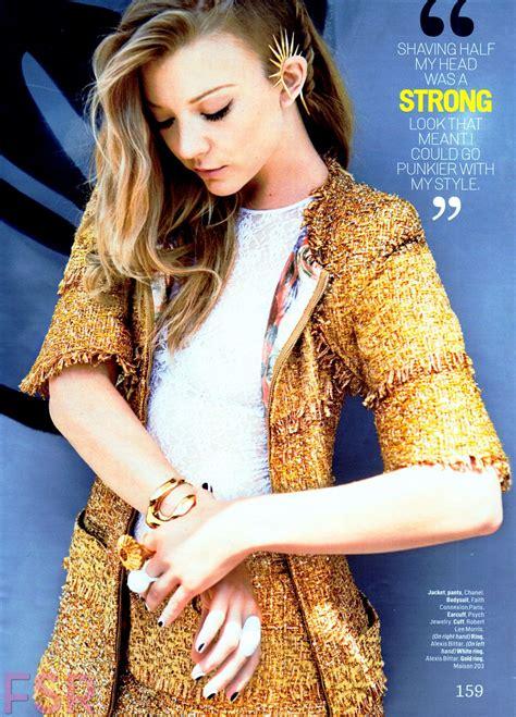natalie dormer 2014 natalie dormer cosmopolitan magazine december 2014 issue