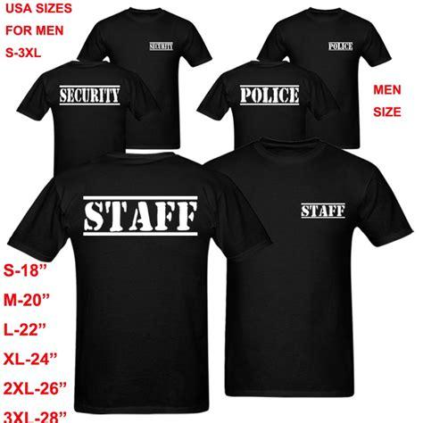 tshirt security1 get cheap security t shirt aliexpress
