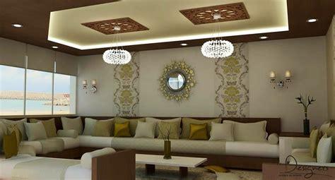 Salon Moderne Marocain by Salon Marocain
