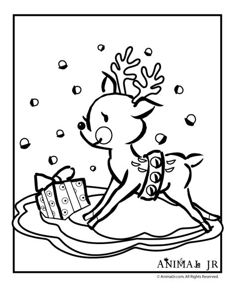 coloring pages of baby reindeers baby reindeer coloring pages download and print for free