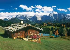 Landscape Jigsaw Puzzles Clementoni Jigsaw Puzzle Alpen Puzzel Item 325405