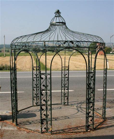 gazebi da giardino in ferro arredi da giardino gazebo in ferro battuto