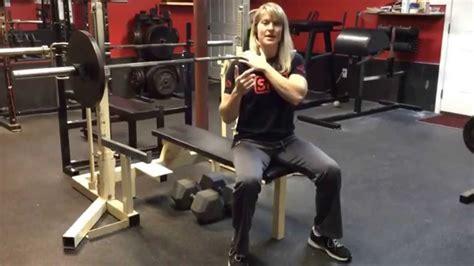 jennifer thompson bench press bench press 401 youtube
