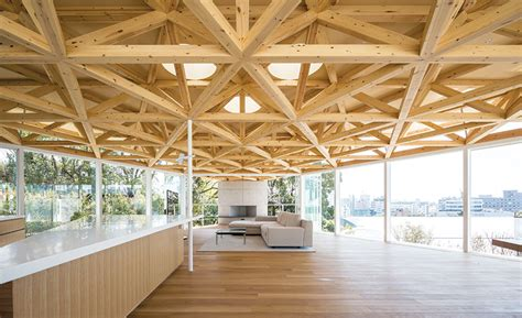 Garden Home Floor Plans triangle house by shigeru ban architects 2017 06 01