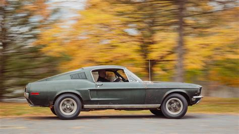 Mustang Auto 1968 by 2018 Naias 1968 Ford Mustang Bullitt Original Car