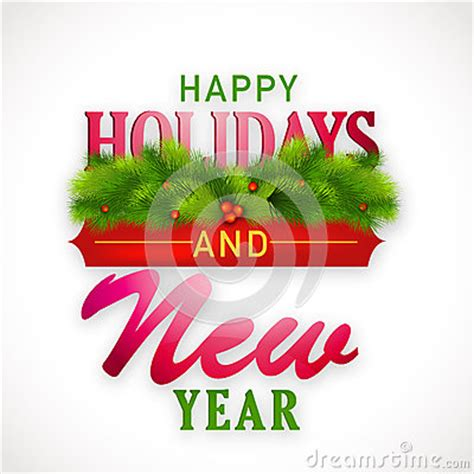 when do new year holidays finish new year and happy holidays celebrations poster design