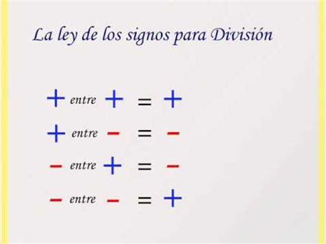la ley de los ley de los signos divisi 243 n youtube