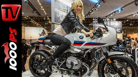 Bmw Motorrad R Ckrufaktion 2017 by Bmw Motorrad Neuheiten 2017 Weltpremiere