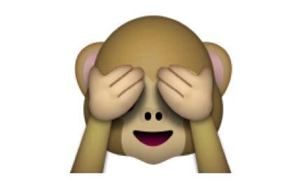 imagenes del emoji del monito none notas biobiochile