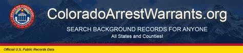 State Of Colorado Warrant Search Coloradoarrestwarrants Org Colorado Arrest Warrants