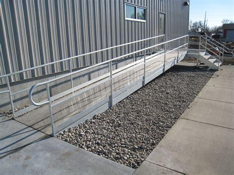 Handicap Stair Rail Handicap Railings