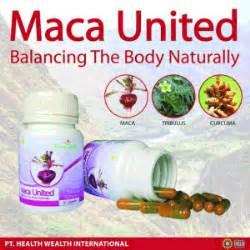 Macca Maca United Pt Hwi hwi surabaya pt health wealth international