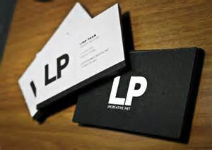another name for business cards 15 best minimalist business cards exles