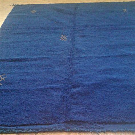 Tapis Marocain Bleu by Tapis Chichaoua Bleu Tapis Marocain Bleu Indigo