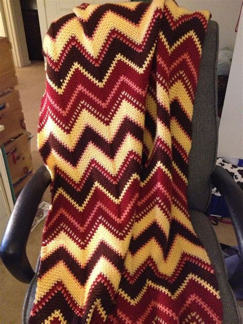 easy zig zag afghan pattern 56 best crochet zigzag images on pinterest filet
