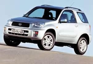 Toyota Rav4 3 Door Review Toyota Rav4 3 Doors 2000 2001 2002 2003 Autoevolution