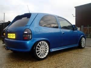 Vauxhall Corsa Tinted Windows Buggy Pgo Bugrider 250