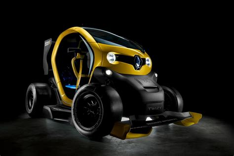 Renault Twizy Sport F1 Cocenpt Unveiled