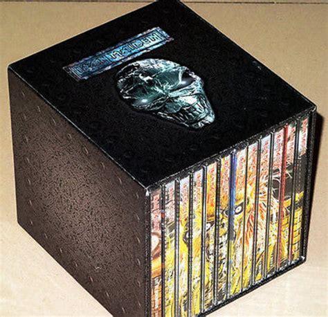 Cd Original You Special Collection For Collector iron maiden collection 15 cd box set ebay